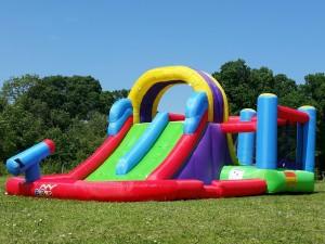 BeBop Double Splash and Slide