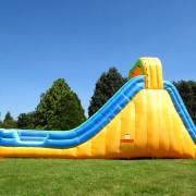 BeBop Bouncy Water Slide