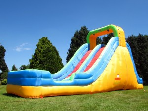 BeBop 22ft Giant Water Slide