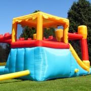 BeBop Fortress Kids Bouncy Castle