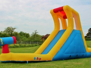 BeBop 16Ft With Cannon Water Slide