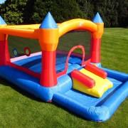 BeBop Turret Bounce Area
