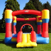 BeBop 12ft Classic Bouncy Castle