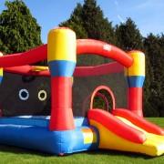 BeBop 12ft Classic Bouncy Castle Main