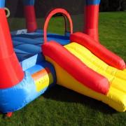 BeBop 12ft Classic Bouncy Castle Slide