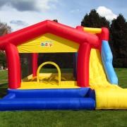 BeBop Lookout Bouncy Castle for Children
