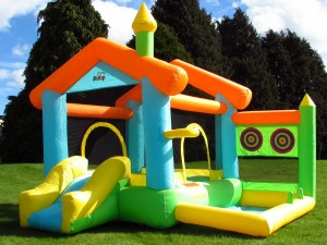 BeBop Bounce House Kids Bouncy Castle
