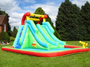 BeBop Neptune Dual Lane Water Slide